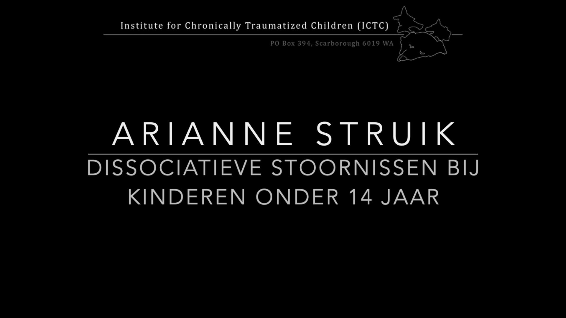 Lezing Arianne Struik